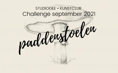 Doe mee met de Studio Gee Paddenstoelen Challenge!