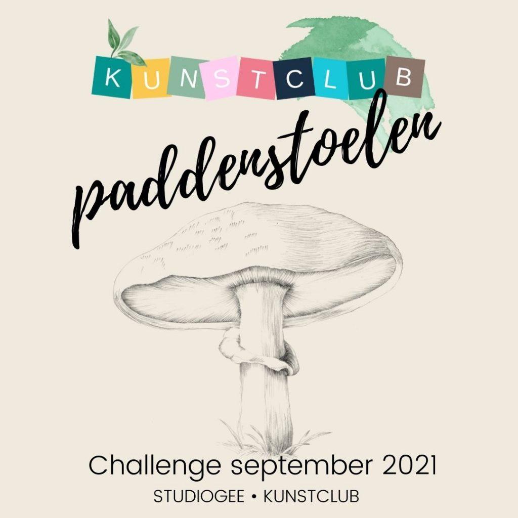 Studio Gee Paddenstoelen Challenge