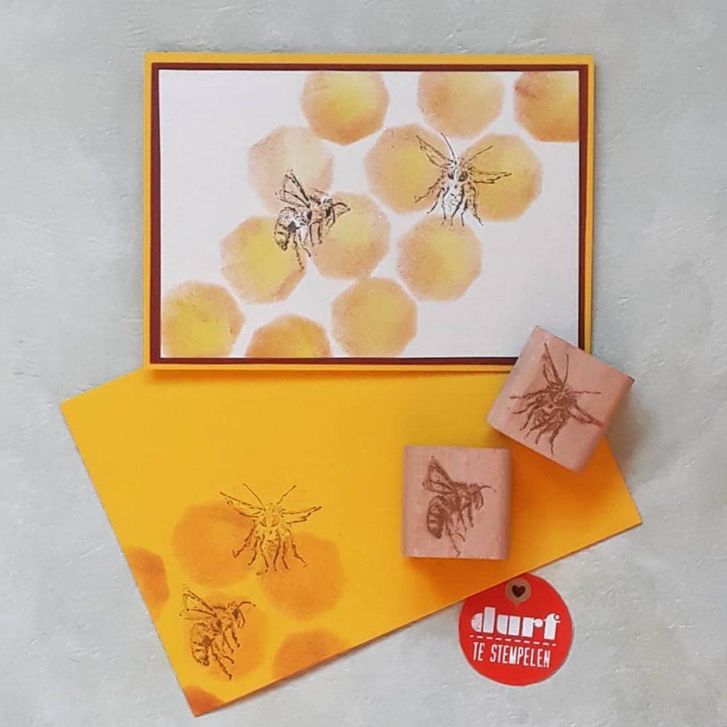 phila en apoi bijen stempels durftestempelen smurfige 1