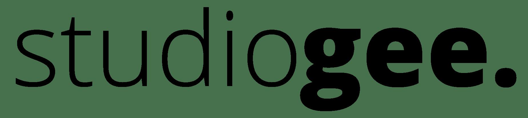 logo studio gee